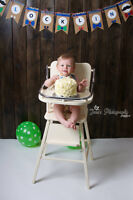 Cake smash and birthday photos starting at only $200 right now!