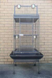 173cm Large Bird Cage Pet Parrot Aviary Budgie Perch Castor Wheel Mordialloc Kingston Area Preview