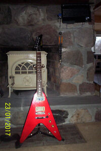 Ibanez Rocket Roll II Flying V guitar for sale