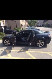 2005 Mazda RX8 Gt automatic AS IS low price low km