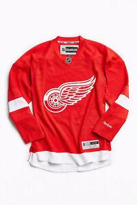 Detroit NHL JERSEY BRAND NEW