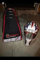 Bauer Goalie mask mens large