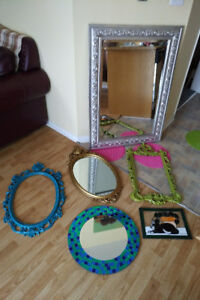 VINTAGE MIRRORS  * SEE EACH PRICE *