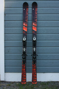 Ski atomic Nomad Blackeye Ti 171cm West Island Greater Montréal image 2