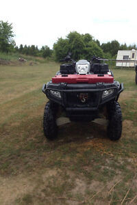 2007 polaris sportsman 500 x2