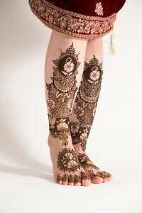 Henna  / Mehndi starts from $5