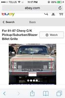 I WANT TO BUY YOUR GRILLE!