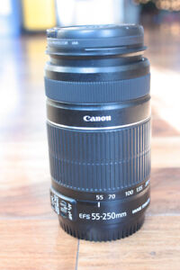 Reduced! Canon EFS 55-250
