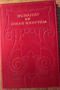 Rubaiyat of Omar Khayyam  Husson