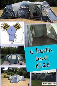 Campus Breckenridge Tent