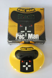 1981 PacMan Arcade Video Game Tomytronic (VIEW OTHER ADS)