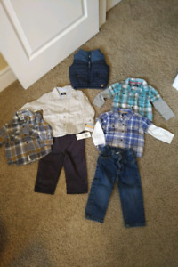 Toddler Boys clothes size 12 months