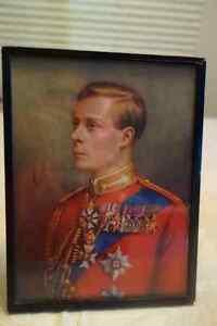 Picture Framed of King George VI