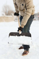 Snow Removal Student, Caledonia & Keele area