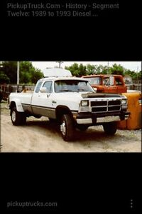 looking for a 89-93 dodge cummins