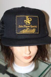 John Player Special JPS Mesh Hat/Cap