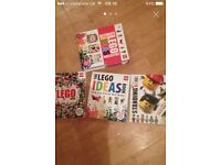 Lego book set