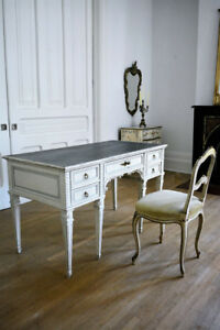 RARE Swedish / Scandinavian Antique Gustavian Style Desk