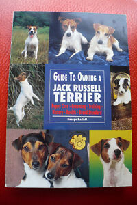 GUIDE TO OWNING A JACK RUSSELL TERRIER ( BOOK )
