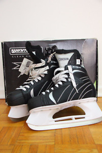 Senior WinnWell X-Lite Hockey Skates Size 8