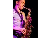Saxophone lessons & music tuition all levels!