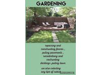 Gardening,interiors renovation & cleaning