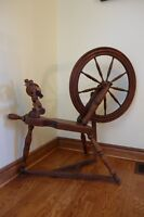 Spinning wheel and woolwinder for sale