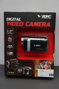 Vibe E-Ssential Digital Video Camera (#19762)