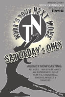 SATURDAY Only! Agency looking for DANCERS