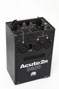 power pack acute2R 2400 profoto