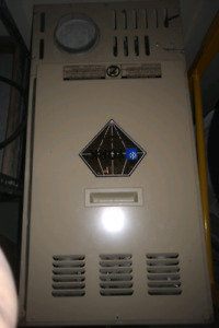 York natural gas dc drive furnace for sale
