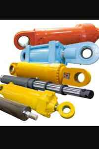 Hydraulic cylinder repair and consulting