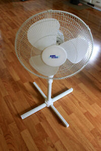 Cool Works Oscillating Floor Fan
