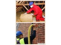 FREE loft & cavity wall insulation FREE!! £0