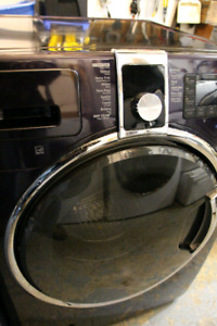 Kenmore Elite front load steam washer