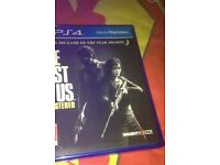 The last of us and fresh ps4 control pad
