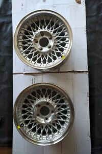 Pair of Ford Mecury Lincoln wheels - NOS