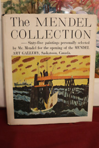 THE MENDEL COLLECTION GRAND OPENING 1964 65 PAINTINGS