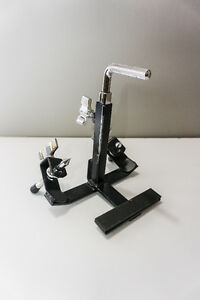 Pedal, hardware and cowbell holders
