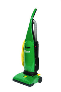 Bisell BigGreen Commercial BGU1451T Pro PowerForce Bagged