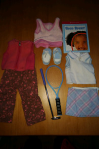 Sports outfit American girl doll