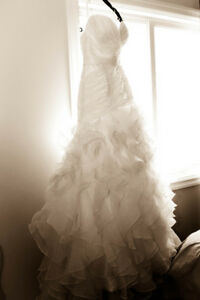 Wedding Dress (Size 6)