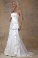 Brand new Wedding dress 425$