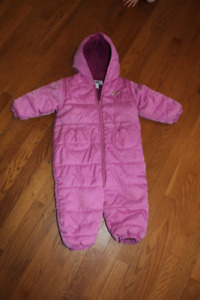24 month Girls One-Piece Children's Place Snowsuit