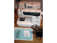 Brother Star 230E electric Sewing Machine in excellent working order.