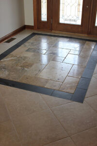 Tile and Laminate install