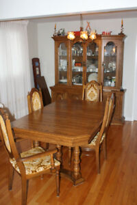 Sold Wood Dinette Set
