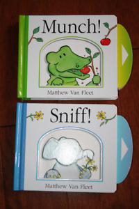 2 Pull Tab Kids Books