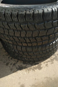 275 55 20 x 2 , 200.00 for used pair ,