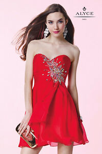 ALYCE PARIS HOMECOMING  Grad Dress